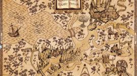 Disfruta un Primer Vistazo del Parque Temático de 'Harry Potter' en 3D!