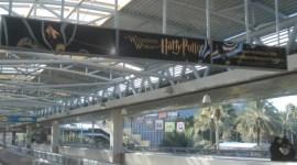 Nuevas Imágenes de la Construcción y Promoción del Parque de 'Harry Potter'