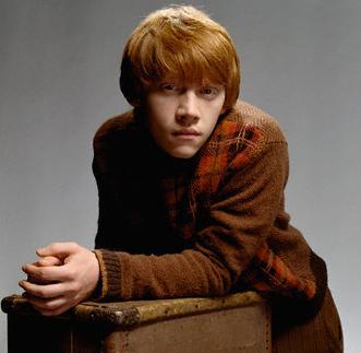 Perfil: Ronald Billius Weasley