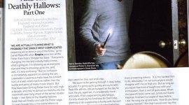 Daniel Radcliffe: «Los 7 Potters es la Escena Más Complicada que Hemos Filmado»