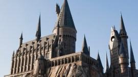 Primera Fotografía Oficial de Hogwarts en el Parque Temático de Harry Potter