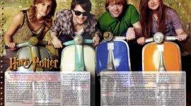 Reliquias: Daniel Desnudo, Secuencia de los 7 Potter, y Beso entre Harry y Hermione!