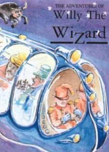 Autora JK Rowling, Demandada por Supuesto Plagio del Argumento de 'Willy el Brujo'