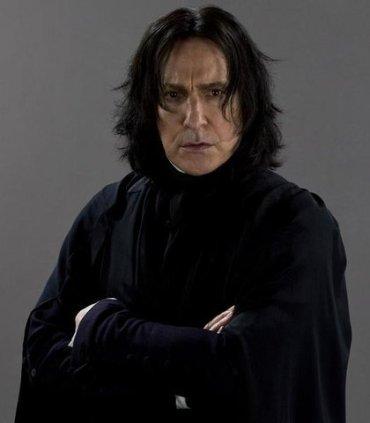 Perfil: Severus Snape