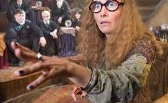 ¿Regresa Emma Thompson como Sybil Trelawney en 'Las Reliquias de la Muerte'?