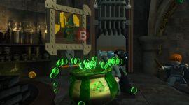 Nuevas Imágenes Promocionales del Videojuego 'Harry Potter LEGO Años 1-4'
