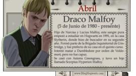 Draco Malfoy – Mago del Mes de Abril