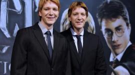 James y Oliver Phelps Hablan de su Trabajo en 'Harry Potter' y de sus Planes Futuros