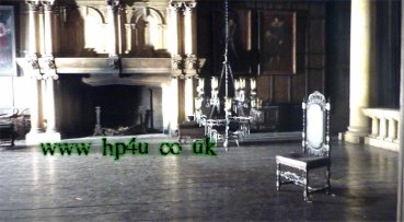 Nuevas Imágenes del Set de Filmación de 'Harry Potter y las Reliquias de la Muerte'