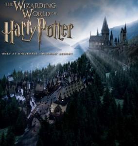 Director de Arte Alan Gilmore Habla de los Retos en el Parque de 'Harry Potter'