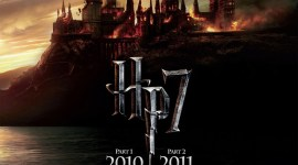 Poster oficial de Harry Potter y las Reliquias de la Muerte