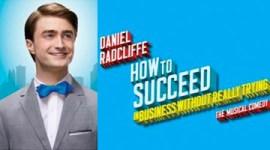Primera Imagen de Daniel Radcliffe como J. Pierrepont Finch en 'How to Succeed'