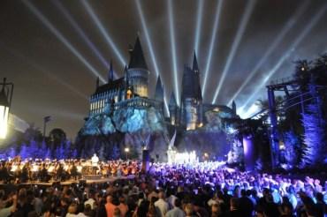 'La Travesía Prohibida' Llega al Medio Millón de Visitantes en el Parque de 'Harry Potter'