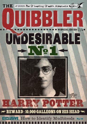 Nueva Imagen de 'El Quisquilloso' en 'Harry Potter y las Reliquias de la Muerte'