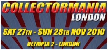 Confirmados Actores de 'Harry Potter' para Evento 'Collectormania 2010' en Londres