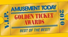 Montaña Rusa 'The Forbidden Journey', Ganadora en los 'Golden Ticket Awards 2010'
