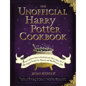 Publican Libro No Oficial de Cocina Pottérica
