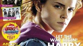 Nueva Imagen de Hermione Granger en Portada de la Revista 'Teenage'