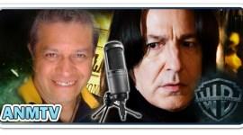 Nueva Petición Online para Cambiar el Doblaje de Severus Snape en Español Latino