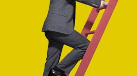 Nuevas Imágenes de Daniel Radcliffe en 'How to Succeed in Business Without Really Trying'