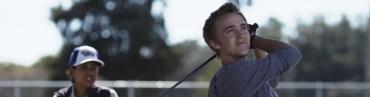 Primeras Imágenes de Tom Felton como Edward en la Próxima Película 'From the Rough'