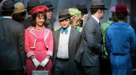 3 Nuevas Imágenes Oficiales de Daniel Radcliffe en la Obra 'How to Succeed in Business'
