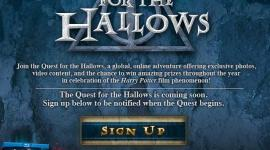 "Videoclip: Emma Watson Presenta el Concurso 'Quest for the Hallows' del DVD/Blu-ray de ""Las Reliquias I'"