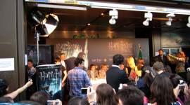 Fotografías y Datos de la Visita de James y Oliver Phelps a Madrid