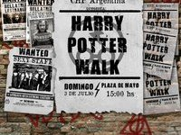 'Harry Potter Walk' en Buenos Aires Organizado por CHP