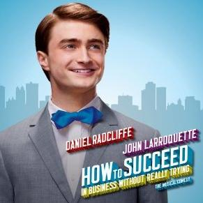 Samples de Audio de Daniel Radcliffe Cantando en la Banda Sonora Oficial de 'How to Succeed'