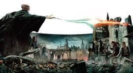 Revelado Fantástico Stand Promocional de 'Harry Potter y las Reliquias de la Muerte, Parte II'