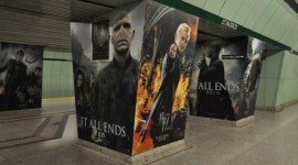 (Act.) ¿Nuevo Poster de Lord Voldemort en 'Harry Potter y las Reliquias de la Muerte, Parte II'?