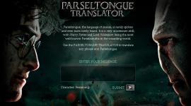 Warner Bros. Revela el Primer Traductor Oficial de Lengua Parsel!