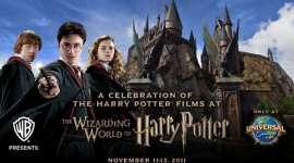 Próxima Celebración de las Películas de 'Harry Potter' en el Parque Temático de Orlando Resort