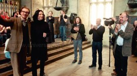 Primer Vistazo a Severus Snape en la Casa de los Botes de 'Las Reliquias de la Muerte, Parte II'!