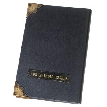 ¡'WB Shop' Presenta Réplica del Diario de Tom Marvolo Riddle de las Películas de 'Harry Potter'!
