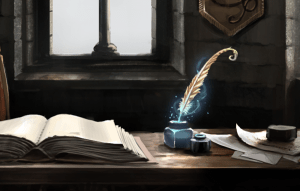 Pottermore: Finalizado Registro del Día 4!