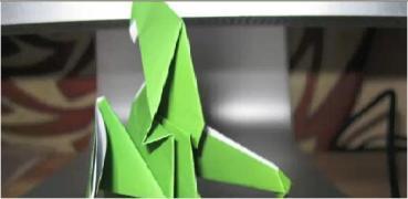 Origami de Harry Potter!