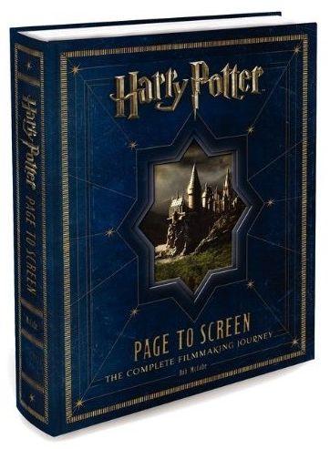 Confirmado: 'Harry Potter Page to Screen' tendrá 1.200 Páginas y Narrativa de Daniel Radcliffe