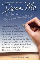Disponible en Pre-Venta el Libro 'Dear Me', con la Participación de la Autora JK Rowling