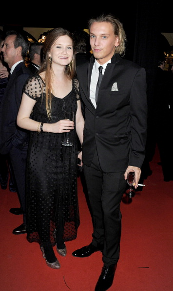 Bonnie Wright y Jamie Campbell Bower Asisten al Evento 'The Soiree Monegasque' en Monaco