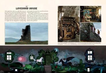 Nuevas Imágenes Promocionales del Interior el Libro 'Harry Potter Page to Screen'