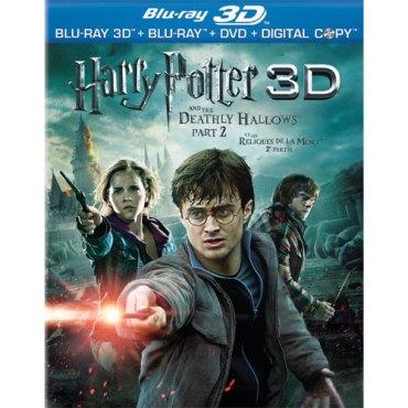La Cadena 'Best Buy' Ofrece de Manera Exclusiva los Blu-ray 3D Separados de 'Las Reliquias, Partes I y II'