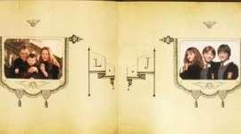 Primer Vistazo al Libro de Fotografías del DVD/Blu-ray de 'Las Reliquias de la Muerte II'