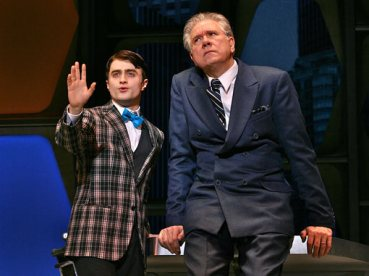 'Broadway.com' Selecciona a Daniel Radcliffe como «Estrella del Año» por 'How to Succeed'