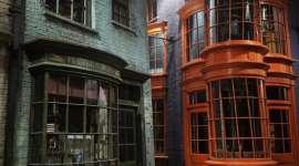 Nuevo Vistazo a las Tiendas del Callejón Diagon en el 'Tour de Harry Potter' en Inglaterra