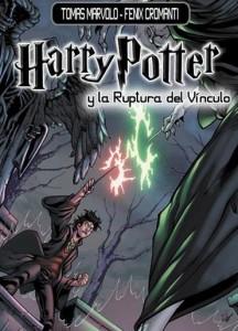 'Harry Potter y la Ruptura del Vínculo': Capítulo 8!