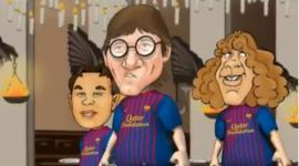 Video de la Semana: 'El Día que Lionel Messi se Convirtió en Harry Potter'