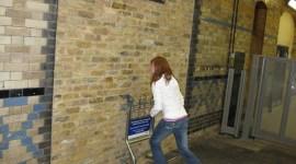 La Plataforma 9 3/4 Obtiene al Fin un Lugar Permanente en la Estación 'King's Cross'
