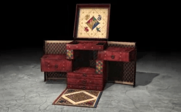 """Segundo contenido extra de """"Harry Potter Wizard's Collection"""""""